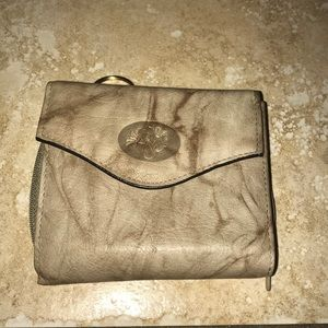 Buxton Leather Wallet